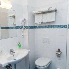 Отель ABE Прага ванная