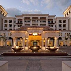 Отель St. Regis Saadiyat Island Абу-Даби вид на фасад