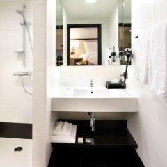 Отель Park Inn by Radisson Leuven Бельгия, Лёвен - 1 отзыв об отеле, цены и фото номеров - забронировать отель Park Inn by Radisson Leuven онлайн ванная фото 2