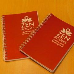 Отель ZEN Rooms Pratunam удобства в номере фото 2