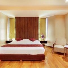 Отель Bally Suite Silom Бангкок комната для гостей фото 3