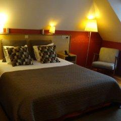 Отель Malleberg Бельгия, Брюгге - отзывы, цены и фото номеров - забронировать отель Malleberg онлайн комната для гостей фото 4