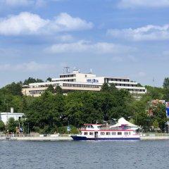 Отель Orea Resort Santon Брно приотельная территория
