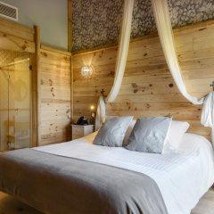 Отель Viñas De Lárrede Сабиньяниго комната для гостей фото 3