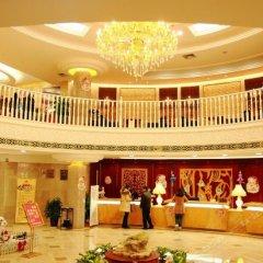New Material Hotel интерьер отеля фото 2