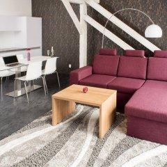 Отель ADC Design Apartmány Чехия, Брно - отзывы, цены и фото номеров - забронировать отель ADC Design Apartmány онлайн комната для гостей фото 3