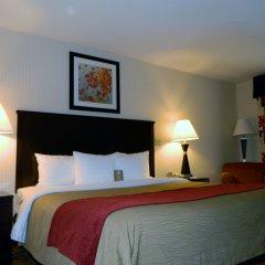 Отель Comfort Inn Farmington комната для гостей фото 3