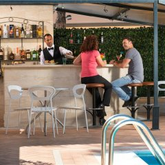 Cristoforo Colombo Hotel бассейн