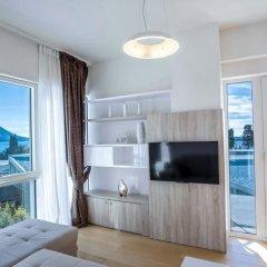 Отель Sea & Sky Lux Черногория, Будва - отзывы, цены и фото номеров - забронировать отель Sea & Sky Lux онлайн комната для гостей фото 2