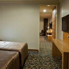 Volley Hotel Izmir 4* Стандартный семейный номер с различными типами кроватей фото 2