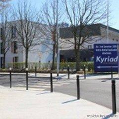 Отель Hôtel Kyriad Saint Quentin en Yvelines - Montigny Франция, Монтиньи ле Бретоне - отзывы, цены и фото номеров - забронировать отель Hôtel Kyriad Saint Quentin en Yvelines - Montigny онлайн фото 2