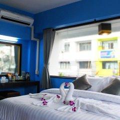 Krabi City View Hotel комната для гостей