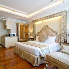 Отель LK The Empress комната для гостей