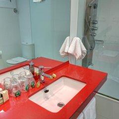 Отель Platjador ванная фото 2