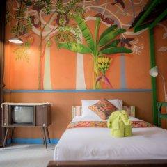 Отель Phranakorn-Nornlen Hotel Таиланд, Бангкок - отзывы, цены и фото номеров - забронировать отель Phranakorn-Nornlen Hotel онлайн комната для гостей фото 3