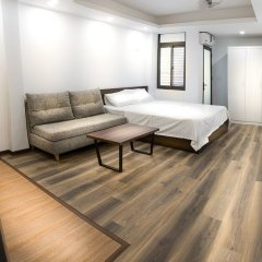 Апартаменты Newlife Apartment Hanoi 3 комната для гостей фото 4