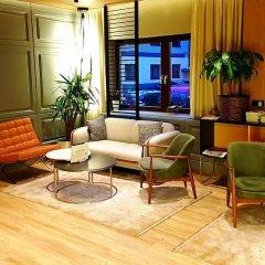 Отель St. Joseph Hotel Германия, Гамбург - отзывы, цены и фото номеров - забронировать отель St. Joseph Hotel онлайн интерьер отеля фото 4