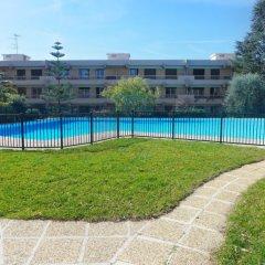 Отель Ciel de Fabron Франция, Ницца - отзывы, цены и фото номеров - забронировать отель Ciel de Fabron онлайн бассейн фото 3