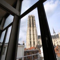 Отель 3 Paardekens Бельгия, Мехелен - отзывы, цены и фото номеров - забронировать отель 3 Paardekens онлайн балкон