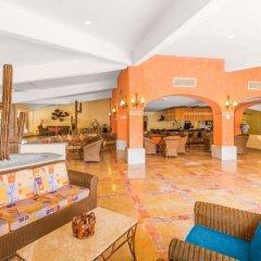 Отель Posada Real Los Cabos Мексика, Сан-Хосе-дель-Кабо - 2 отзыва об отеле, цены и фото номеров - забронировать отель Posada Real Los Cabos онлайн интерьер отеля фото 2