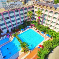 Gazipasa Star Hotel & Apart Сиде балкон