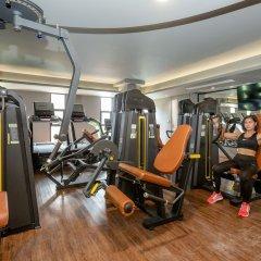 Отель Zenseana Resort & Spa фитнесс-зал фото 3