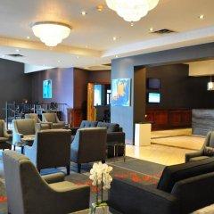 Отель Sandman Hotel Vancouver City Centre Канада, Ванкувер - отзывы, цены и фото номеров - забронировать отель Sandman Hotel Vancouver City Centre онлайн интерьер отеля фото 2