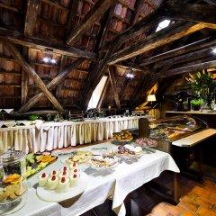 Отель Appia Hotel Residences Чехия, Прага - 1 отзыв об отеле, цены и фото номеров - забронировать отель Appia Hotel Residences онлайн питание