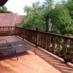 Отель Baan Laem Noi Villas балкон