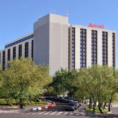 Lisbon Marriott Hotel парковка