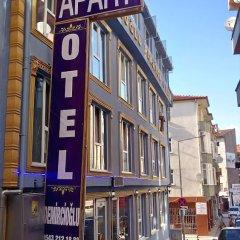 Demircioglu Apart Otel Турция, Кастамону - отзывы, цены и фото номеров - забронировать отель Demircioglu Apart Otel онлайн вид на фасад