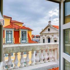 Отель Borges Chiado Лиссабон балкон