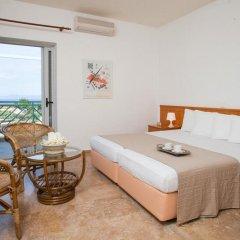 Отель Daphne Holiday Club Греция, Халкидики - 1 отзыв об отеле, цены и фото номеров - забронировать отель Daphne Holiday Club онлайн комната для гостей фото 4