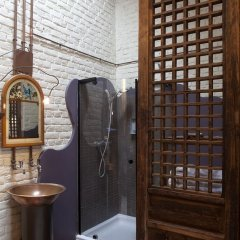 Отель B&B Phileas Fogg Бельгия, Брюссель - отзывы, цены и фото номеров - забронировать отель B&B Phileas Fogg онлайн ванная фото 2