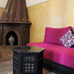 Отель Riad Dar Sheba Марокко, Марракеш - отзывы, цены и фото номеров - забронировать отель Riad Dar Sheba онлайн комната для гостей фото 2