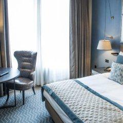Grand Central Hotel 4* Улучшенный номер с двуспальной кроватью