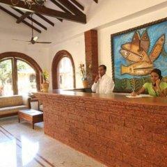 Отель Resort Terra Paraiso Индия, Гоа - отзывы, цены и фото номеров - забронировать отель Resort Terra Paraiso онлайн интерьер отеля фото 2