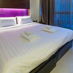 Отель The Bangkok Airport Link Suite комната для гостей фото 2