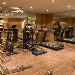 Hotel Koh-I Nor Val Thorens фитнесс-зал