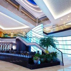 Отель Central Hotel Jingmin Китай, Сямынь - отзывы, цены и фото номеров - забронировать отель Central Hotel Jingmin онлайн интерьер отеля