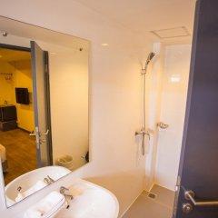 Отель Nida Rooms Yanawa Sathorn City Walk Бангкок ванная