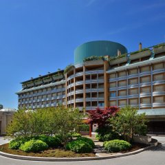 Отель UNAHOTELS Expo Fiera Milano Италия, Милан - отзывы, цены и фото номеров - забронировать отель UNAHOTELS Expo Fiera Milano онлайн вид на фасад
