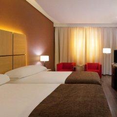 Отель Silken Puerta de Valencia Испания, Валенсия - 5 отзывов об отеле, цены и фото номеров - забронировать отель Silken Puerta de Valencia онлайн комната для гостей фото 2