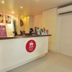 Отель Zen Rooms Panurangsri Бангкок интерьер отеля