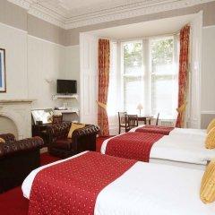 Отель City Apartments Великобритания, Глазго - отзывы, цены и фото номеров - забронировать отель City Apartments онлайн комната для гостей фото 3