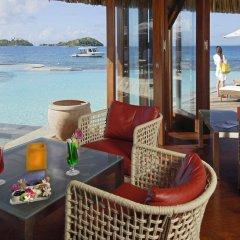 Отель Sofitel Bora Bora Marara Beach Hotel Французская Полинезия, Бора-Бора - отзывы, цены и фото номеров - забронировать отель Sofitel Bora Bora Marara Beach Hotel онлайн балкон