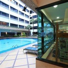 Asia Hotel Bangkok бассейн фото 11