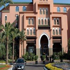 Отель Sofitel Marrakech Lounge and Spa фото 4