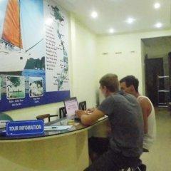 Отель Alibaba Hotel Вьетнам, Ханой - отзывы, цены и фото номеров - забронировать отель Alibaba Hotel онлайн интерьер отеля фото 3