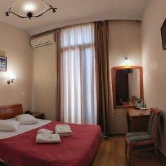 Отель Cecil Афины сейф в номере